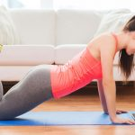 fitness training at home