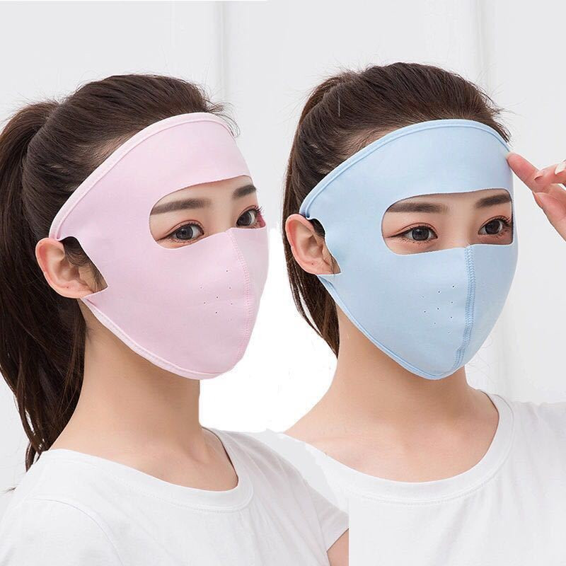 Purchase a simple face mask for yourself