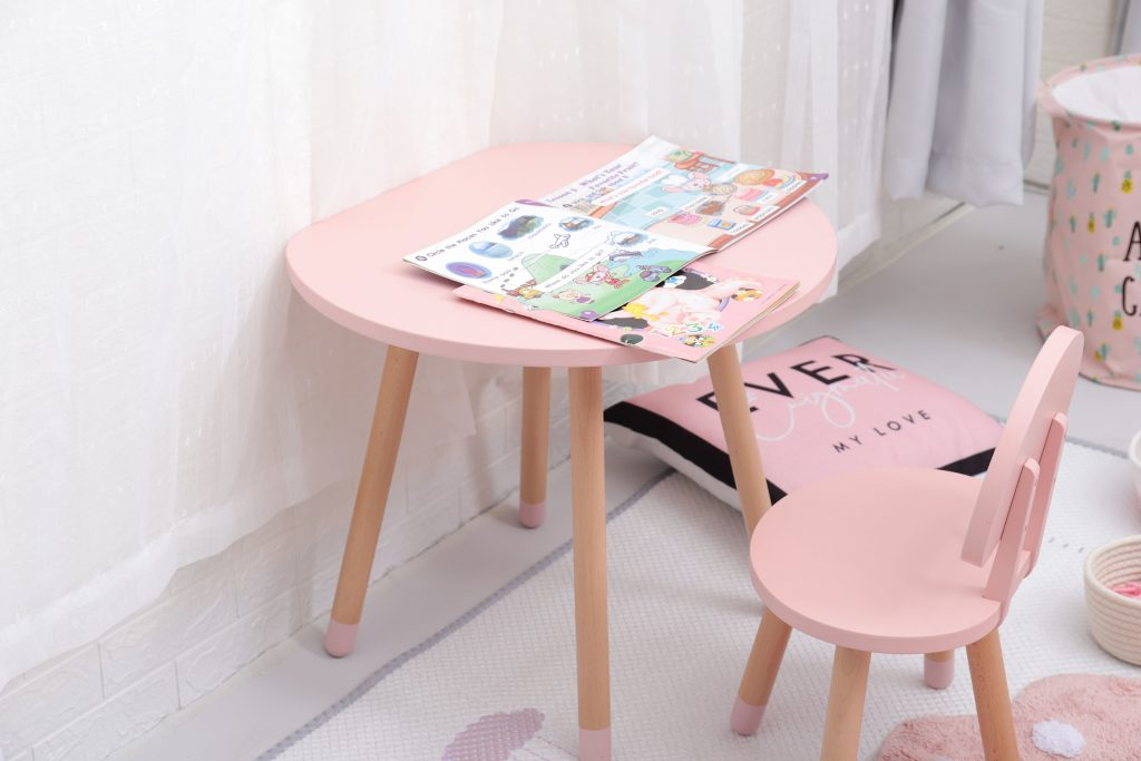 study table for children