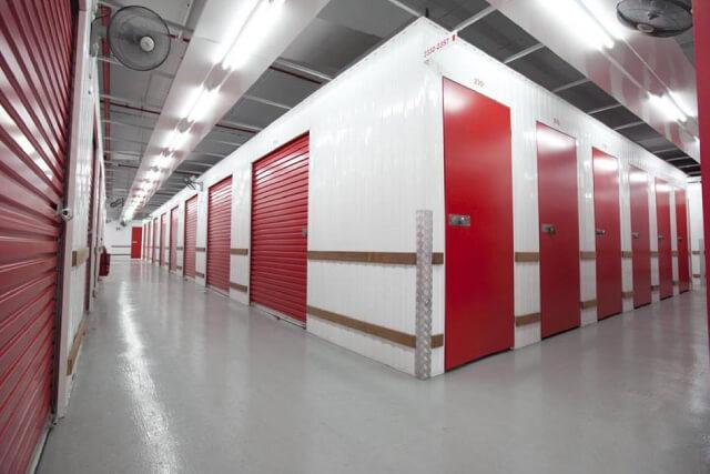 storage rental singapore